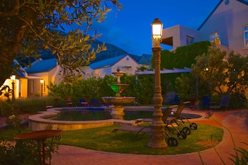 Enter your dates to get the Franschhoek hotel deal