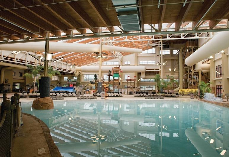 Club Wyndham Great Smokies Lodge, Sevierville, Indoor Pool