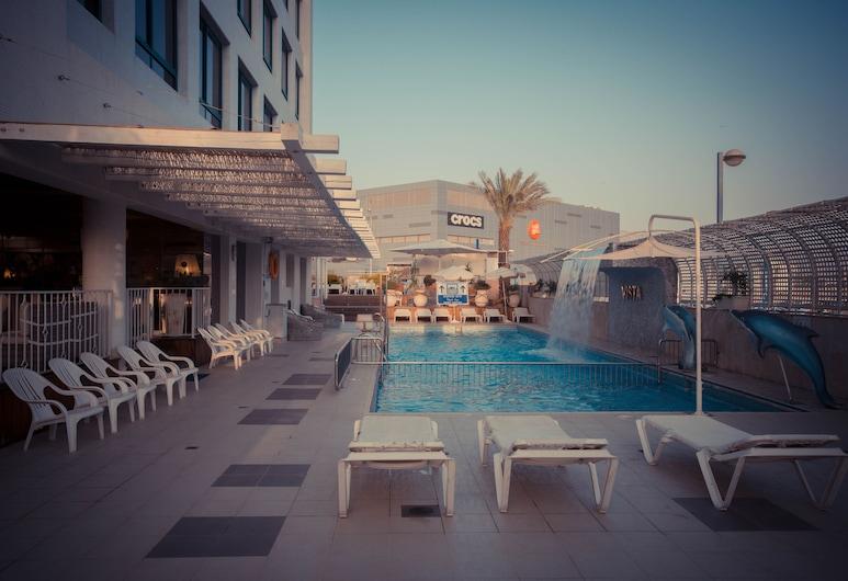 Vista Eilat Hotel, Eilat, Alberca al aire libre