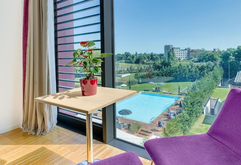 Hilton Garden Inn Venice Mestre San Giuliano, Mestre, Suite, 1 King Bed, Corner, Guest Room View