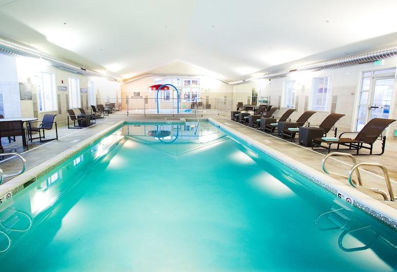 海倫娜萬豪居家酒店, 赫勒拿, 室內泳池