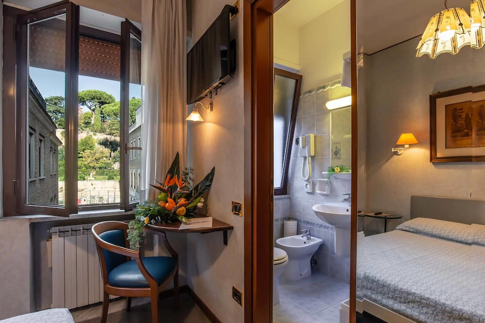 Pokój dwuosobowy z 1 lub 2 łóżkami typu Classic - Pokój
