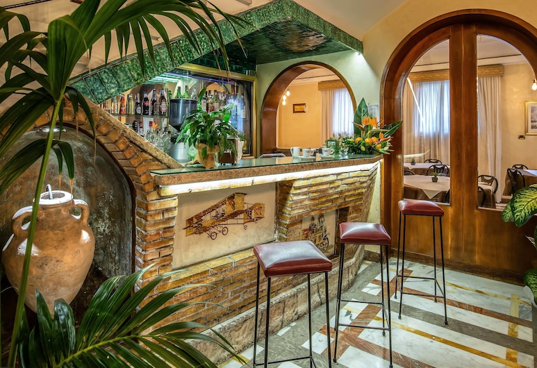 Hotel Santa Prisca, Roma, Bar Hotel