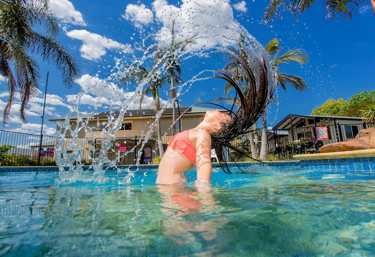 BIG4 Melbourne Holiday Park, Coburg North, Outdoor Pool