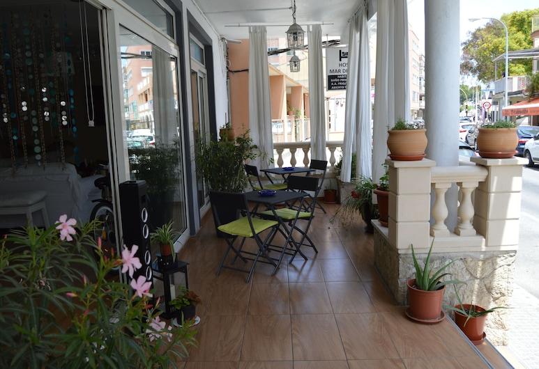 Hostal Mar del plata - Adults Only, Playa de Palma, Hotel Entrance