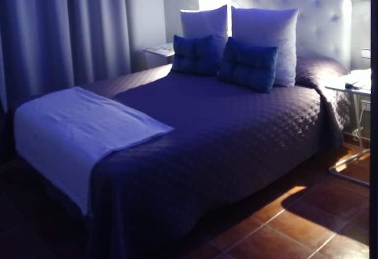 Hostal Las Fuentes, Madride, Darījumklases divvietīgs numurs ar papildu ērtībām, privāta vannasistaba, Viesu numurs