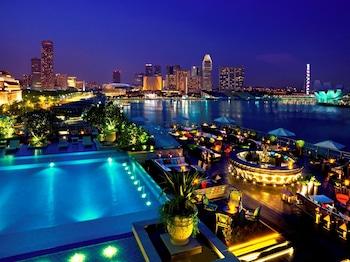 Hình ảnh The Fullerton Bay Hotel tại Singapore