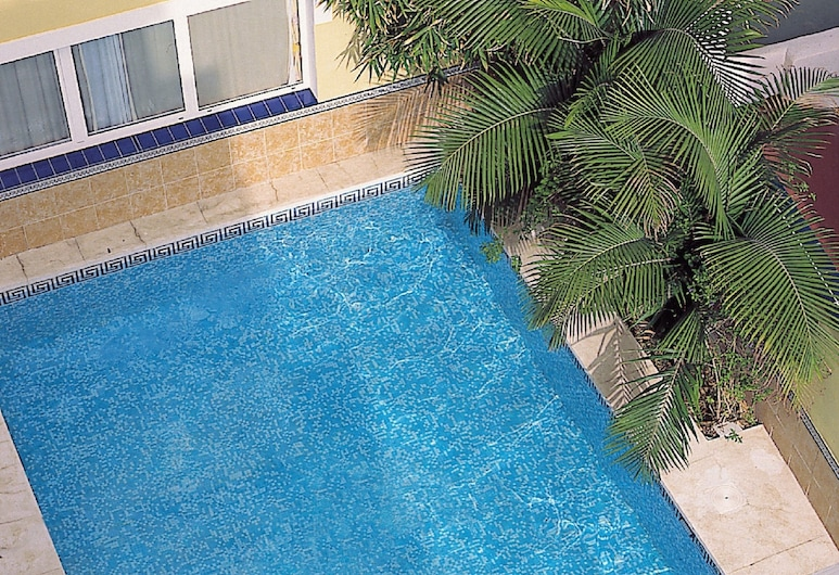 RF Apartamentos Bambi - Adults Only,  Puerto de la Cruz, Piscina al aire libre