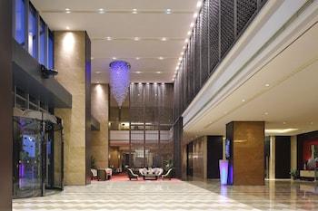 在上海的浦东绿地铂骊酒店照片