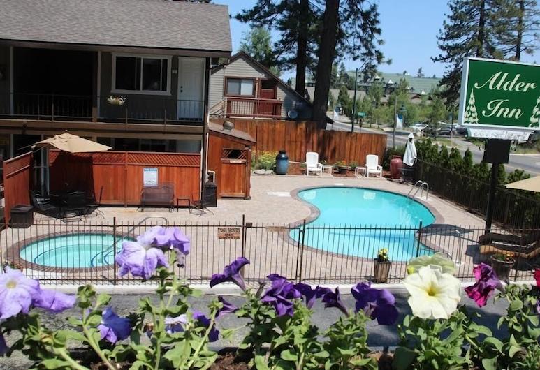 Alder Inn, South Lake Tahoe, Outdoor Pool