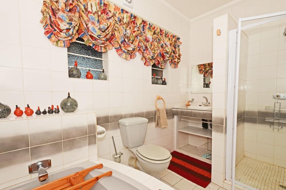 Suite 5-UMTOMBO(spring) - Salle de bain