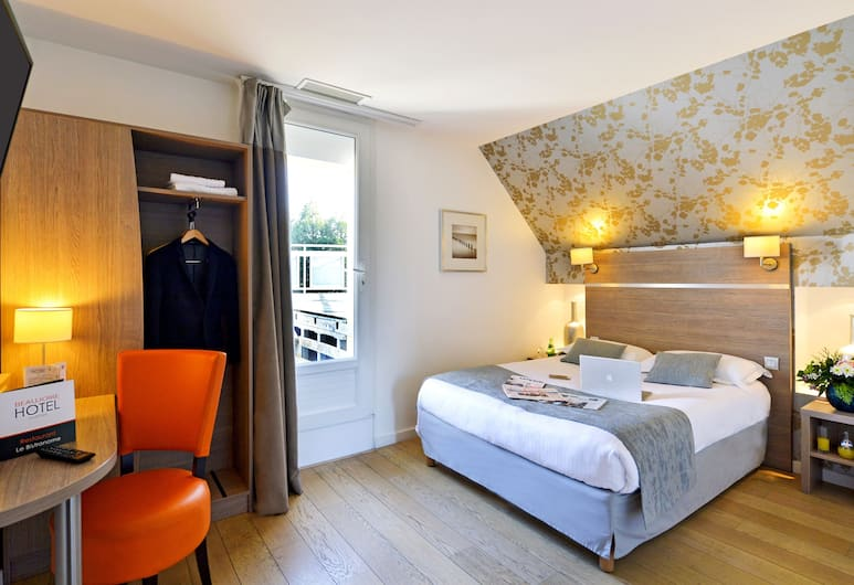 Beaujoire Hotel, Nantes, Double Room Single Use, Guest Room