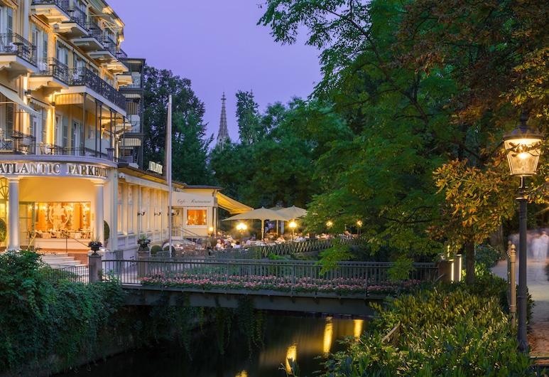 Atlantic Parkhotel, Baden-Baden, Jardín