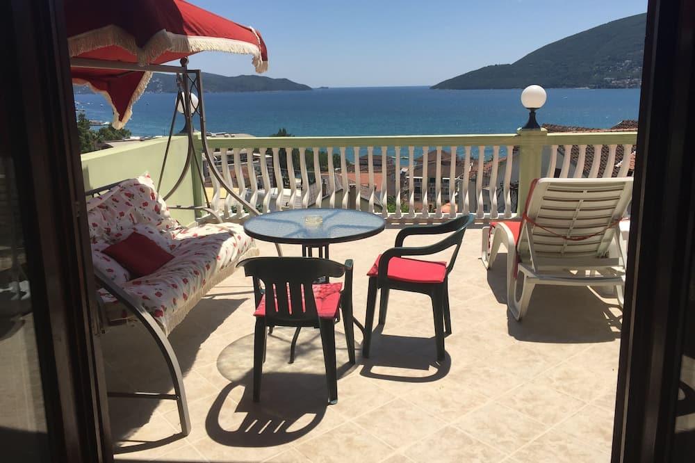 開放式客房, 露台, 海景 - 客房