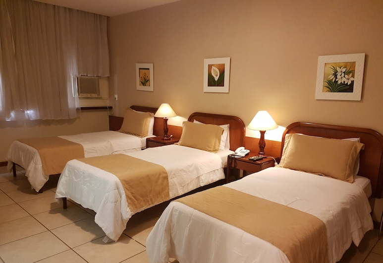 Hotel Canadá, Rio de Janeiro, Triple Room, Guest Room