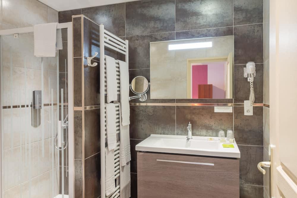 Habitación estándar, 2 camas individuales - Cuarto de baño