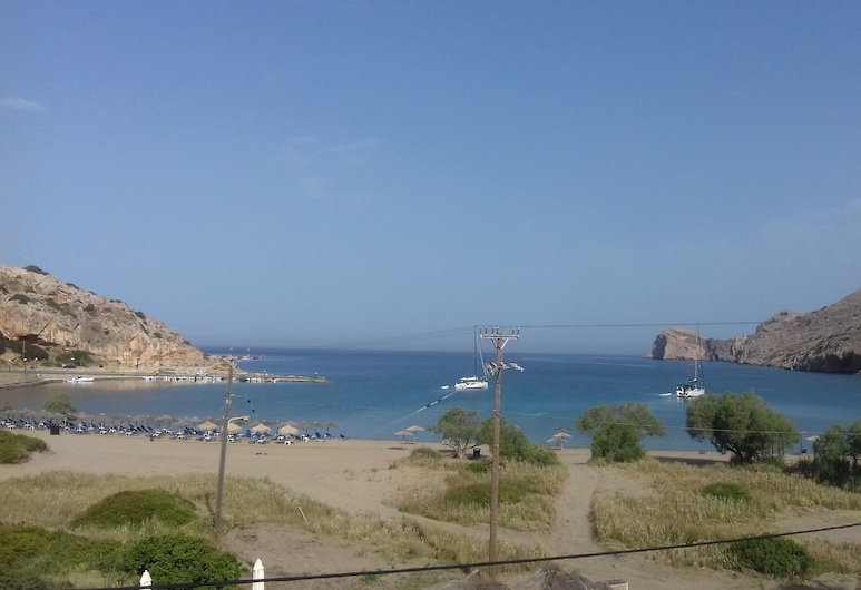 Maistrali, Syros, View from Hotel