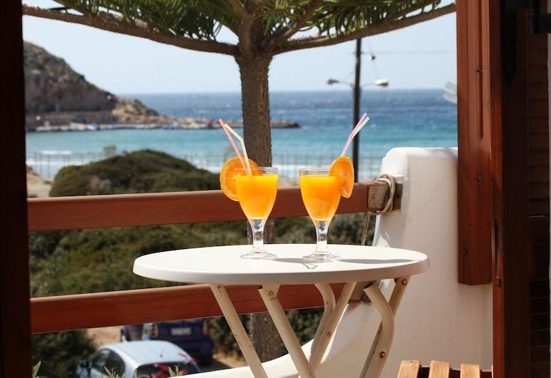 Maistrali, Syros, Superior Room ( Sea View ), Bilik Tamu