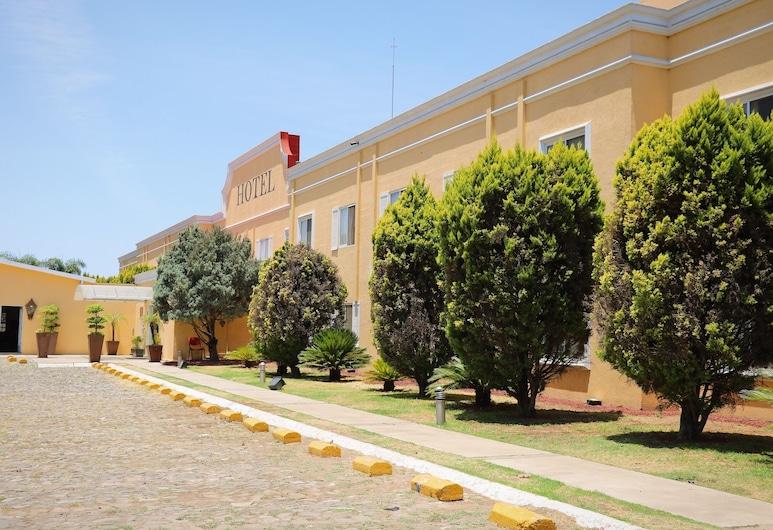 Hotel ZAR Guadalajara, Zapopan, Widok z hotelu