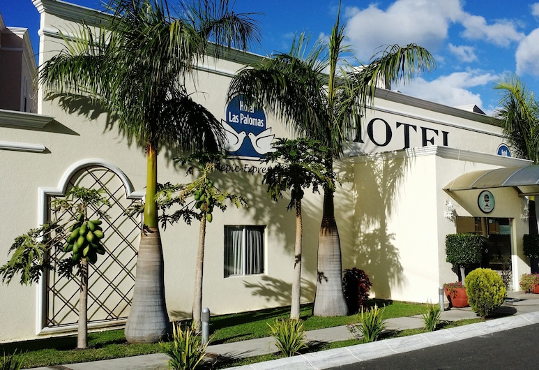 Hotel Las Palomas Tepic Express, Tepic, Hotellets front