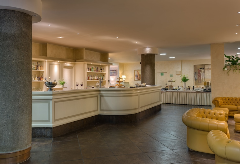 Hotel Continental Brescia, Roncadelle, Hotelový bar