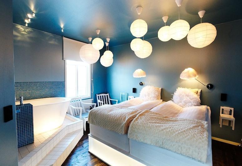 Huskvarna Stadshotell, Huskvarna, Deluxe Room, Guest Room