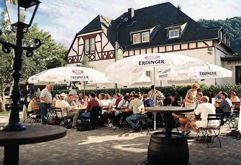 Hotel Loosen, Enkirch, Outdoor Dining