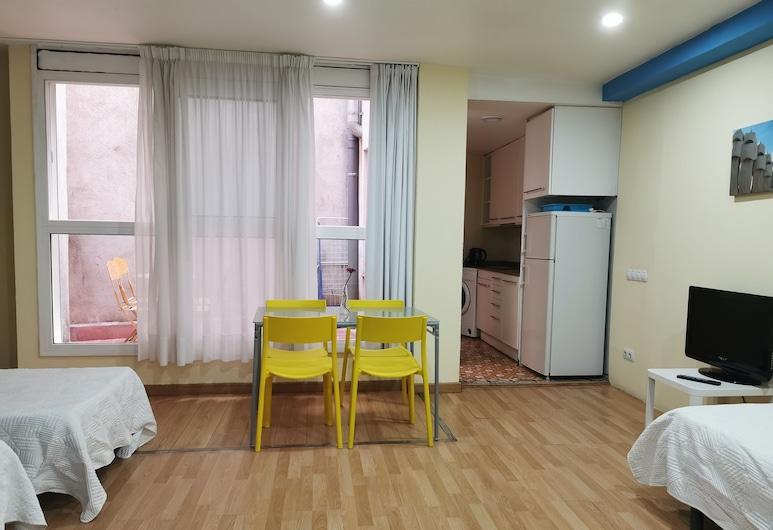 Barcelona City Apartment, Barcelona, Štandardný apartmán (2 people), Obývačka