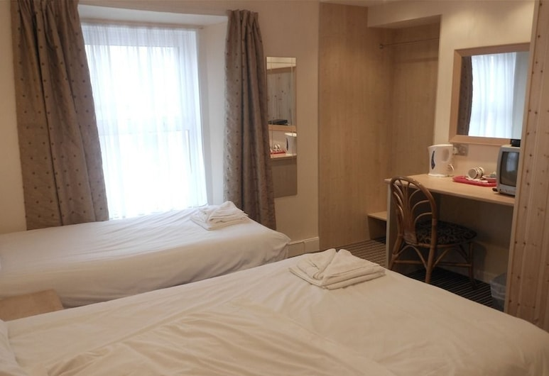 Kynance House, Plymouth, Double Room, Ensuite, Guest Room
