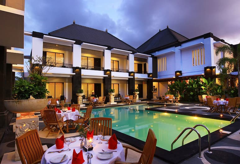The Radiant Hotel and Spa, Tuban, Transit Room 8 Hours Usage, Guest Room View