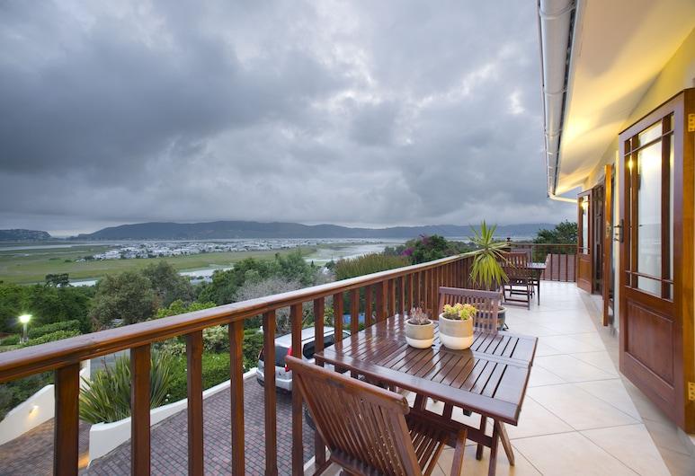 Candlewood Lodge - Bed & Breakfast, Knysna, SKY Deluxe Upstairs Balcony Double Room (1), Terrace/Patio