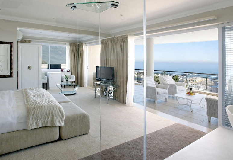 3 on Camps Bay Boutique Hotel, Cape Town, Executive Suite, Guest Room View