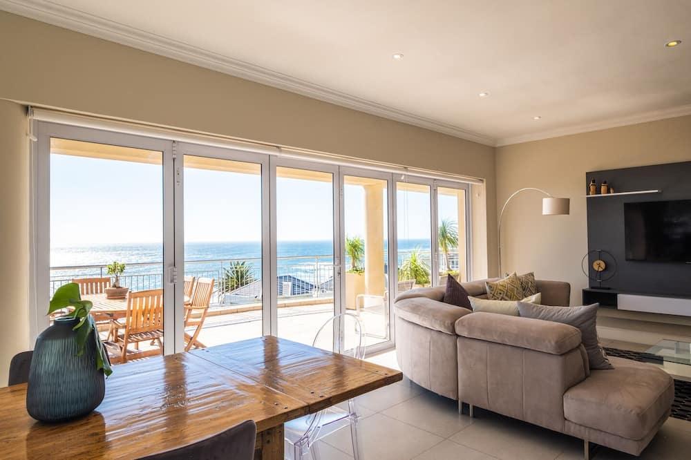 Penthouse de lujo - Sala de estar