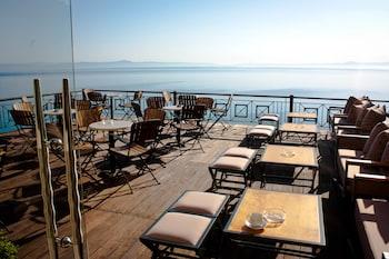 Bild vom Blue Bay in Kassandra