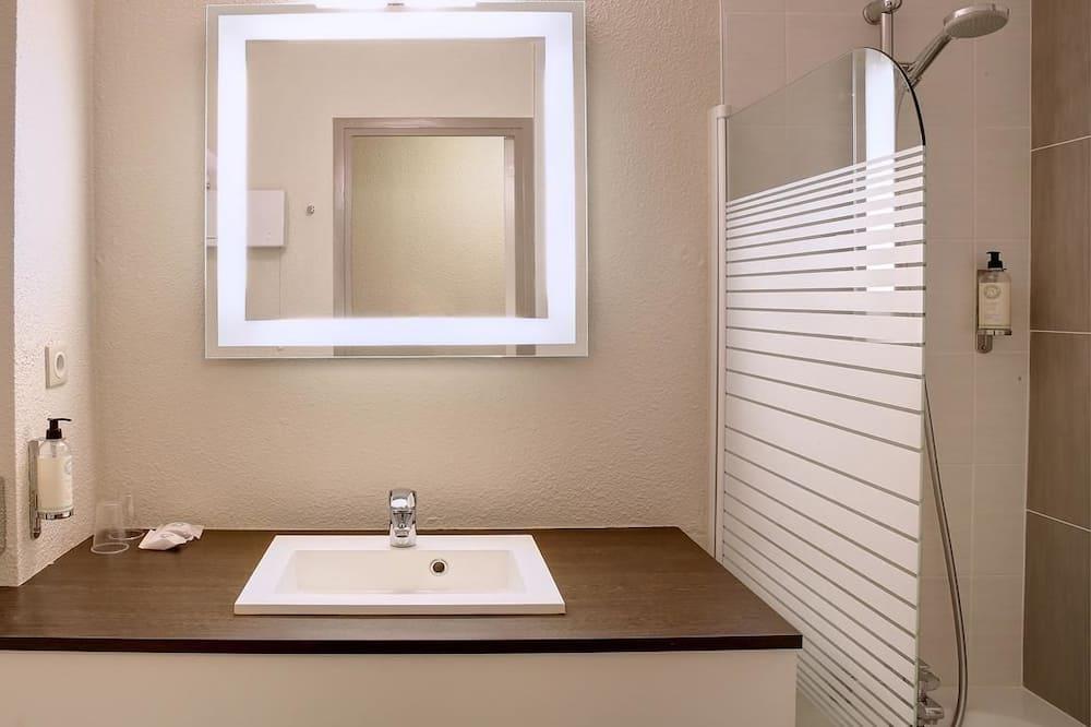 Habitación Confort, 1 cama Queen size, para no fumadores (Twin bed on request) - Baño