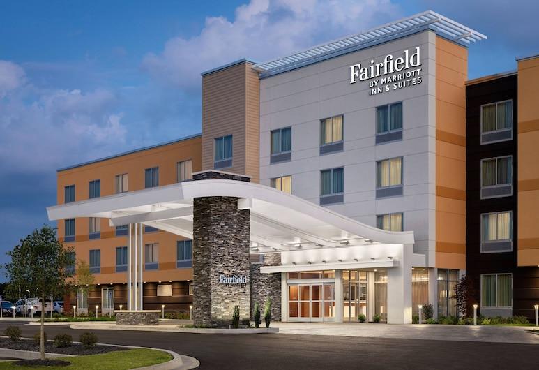 Fairfield Inn & Suites by Marriott Washington Casino Area, Waszyngton