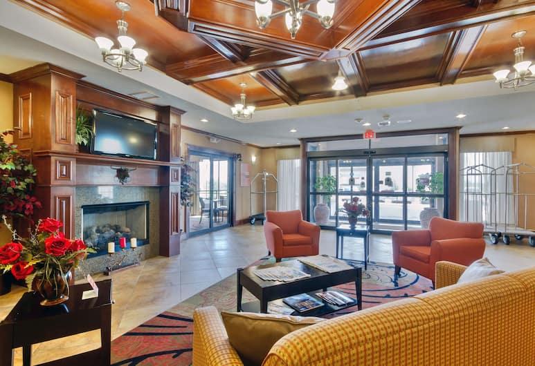 Comfort Inn-Western Center, Fort Worth, פורט וורת', טרקלין הלובי