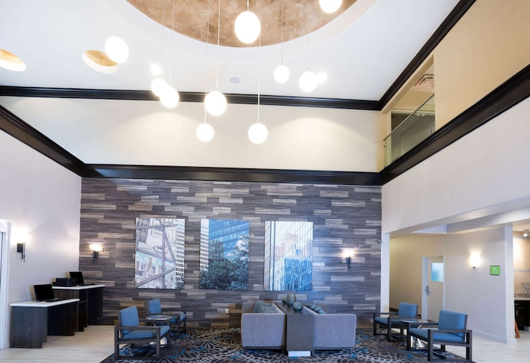 La Quinta Inn & Suites by Wyndham Houston Energy Corridor, Houston, Lobby