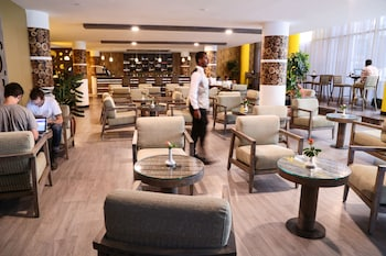 Foto van Jupiter International Hotel Cazanchis in Addis Ababa