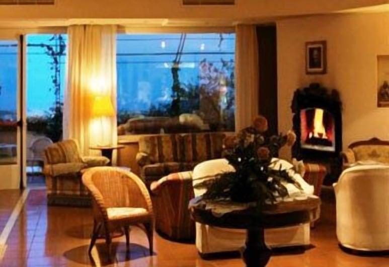 Hotel Villa Eden, San Giovanni Rotondo, Sittområde i lobbyn