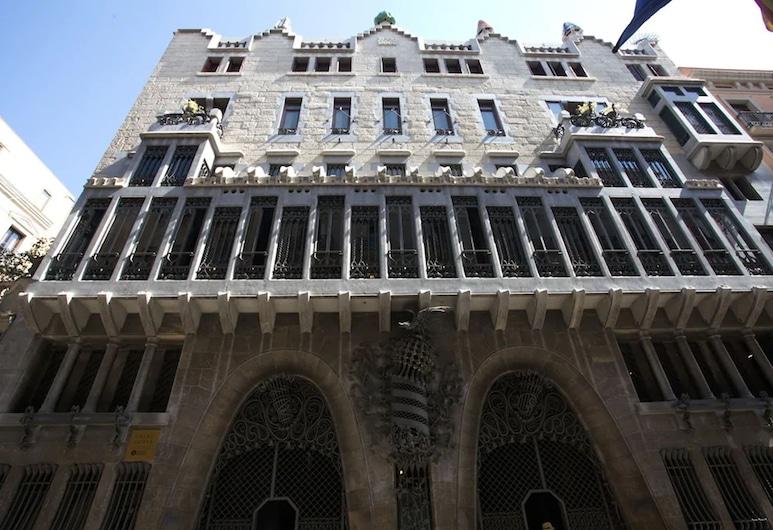 Hostal Mont Thabor, Barcelona, Fachada do hotel