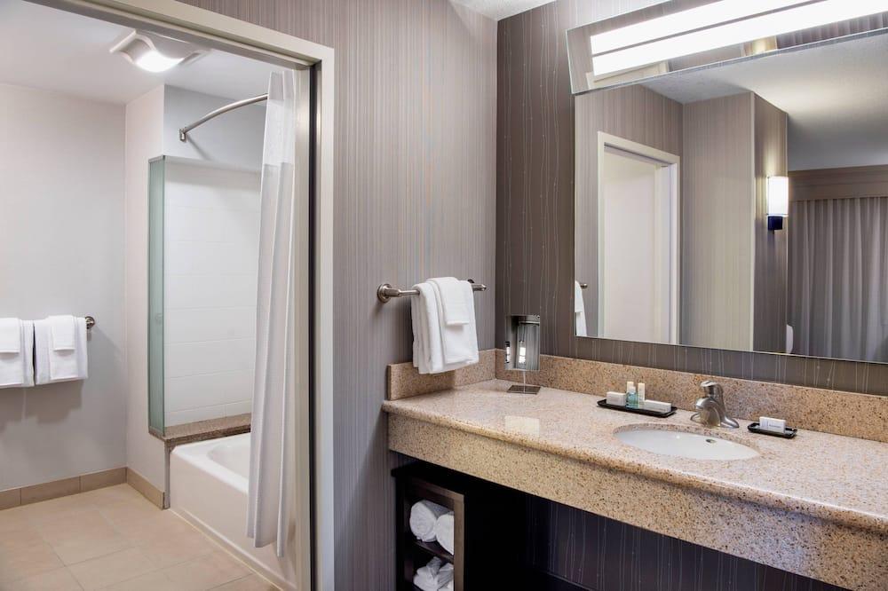 Σουίτα, 1 Υπνοδωμάτιο, Μη Καπνιστών - Μπάνιο