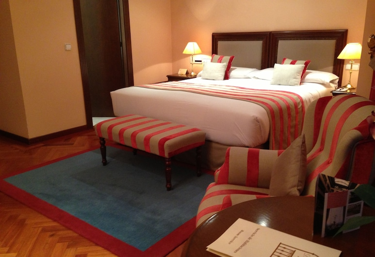호텔 돈 피오, 마드리드, 스탠다드 더블룸, 객실