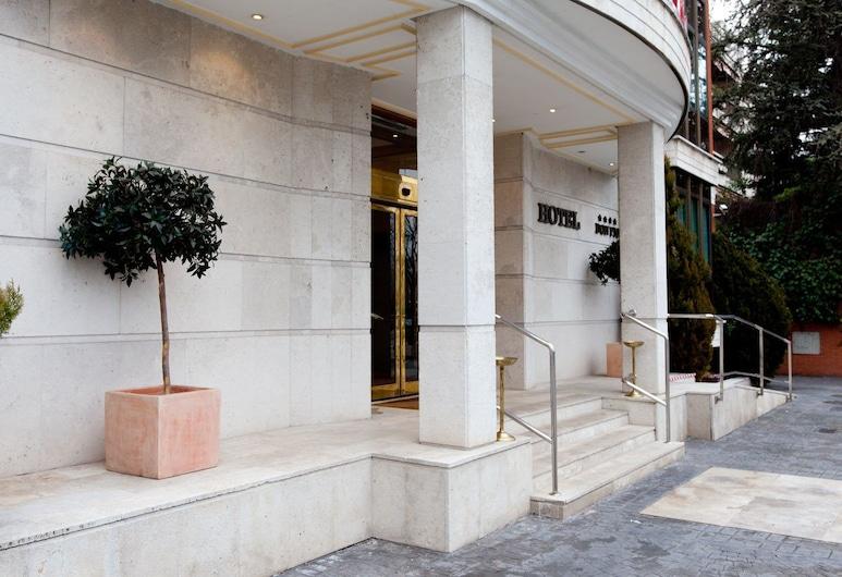 Hotel Don Pio, Madrid, Ulaz u hotel