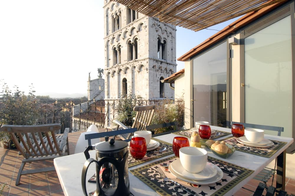 Superior Apartment, 1 Bedroom, Balcony - Outdoor Dining