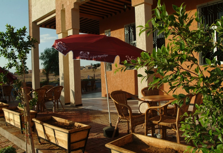 Hotel Marmar, Ouarzazate, Outdoor Dining