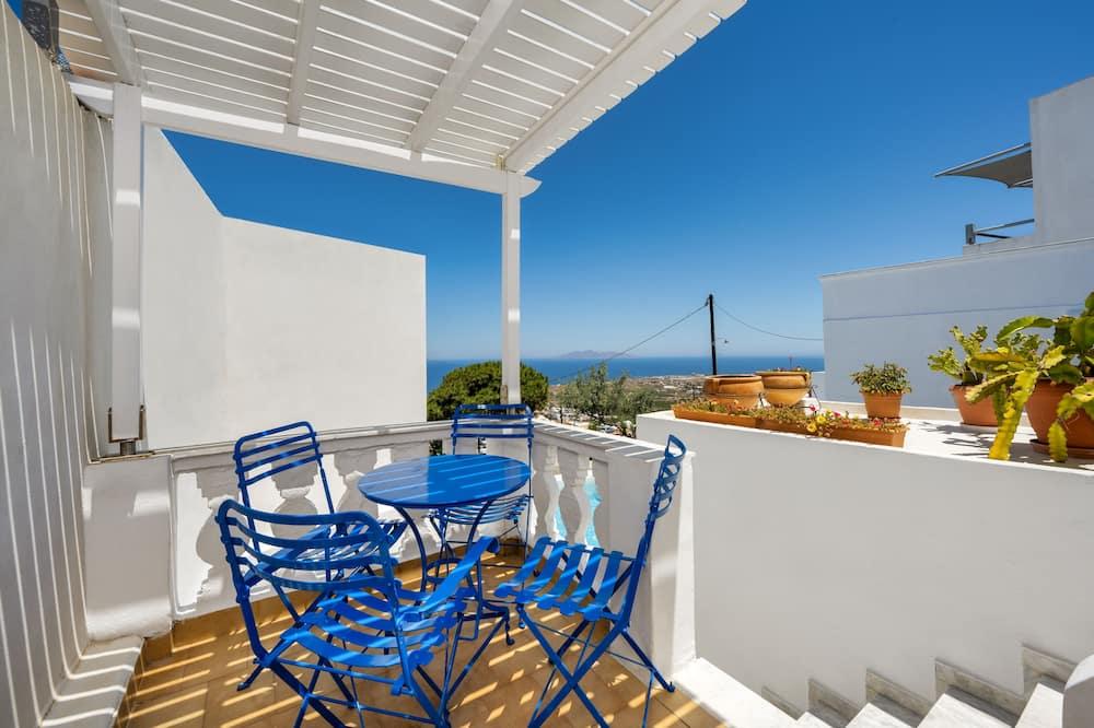 Apartamentai šeimai - Vaizdas iš balkono