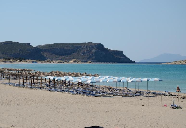 Elafonisos Diamond Resort, Elafonisos, ชายหาด