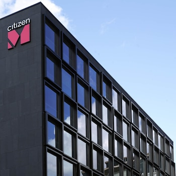 Picture of citizenM Hotel Glasgow in Glasgow