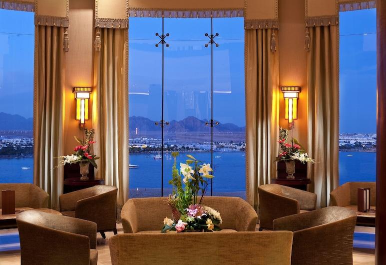 Stella Di Mare Beach Hotel & Spa, Sharm el Sheikh, Lobby Sitting Area